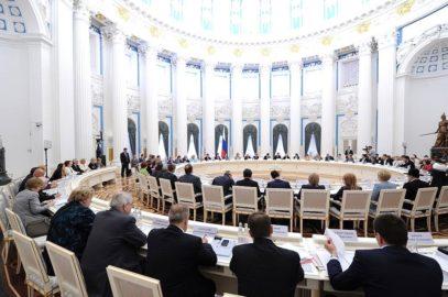 Координационный совет в Кремле по реализации Национальной стратегии действий в интересах детей