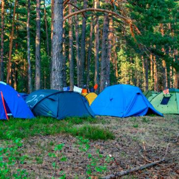 Необходимо изменение СанПин по лагерям палаточного типа