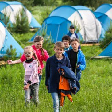В Республике Коми отказались от финансирования палаточных лагерей