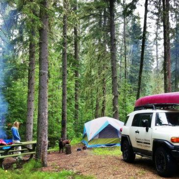 Походная наука «Learn-to Camp»