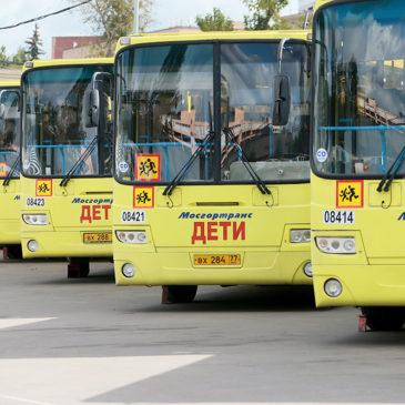 Новые требования к организации детских перевозок автобусами