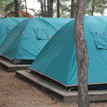 МЧС России водит требования по пожаробезопасности для палаточных лагерей