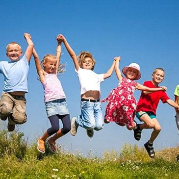 Дайджест новостей по детскому отдыху и активному туризму. Март 2021.