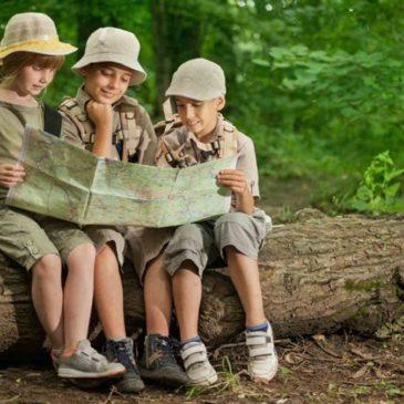 Дайджест новостей по детскому отдыху и активному туризму. Сентябрь 2020.
