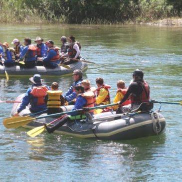 Жители Стерлитамака в ближайшее время не смогут отправиться в поход или сплав